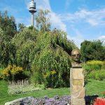 Bruxelles. Monumento a Salvador Allende