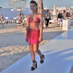 Kristel Talamonti alla sfilata Miss Grand Prix 2018 c/o Cala Maretto  di Civitanova Marche.
