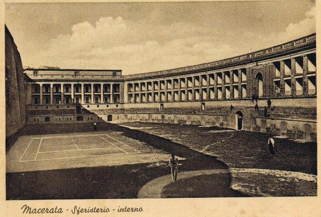 Sferisterio di Macerata 1915 - 1924