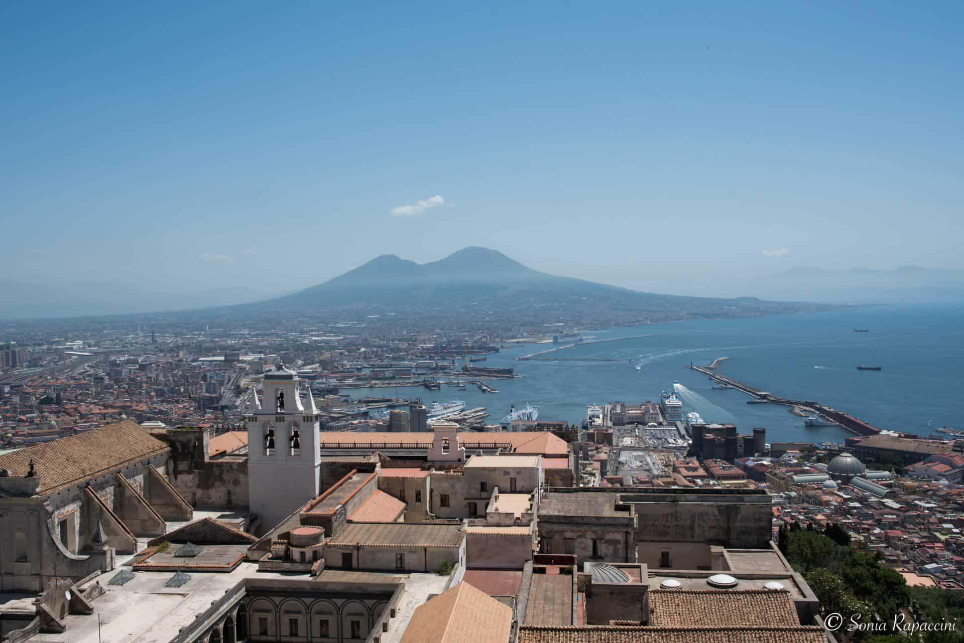 Napoli dal Vomero